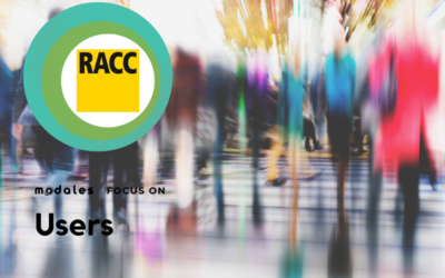 When sustainability and safety meet users: an interview with RACC